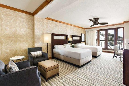 Park Hyatt Beaver Creek Resort and Spa: Guest Room