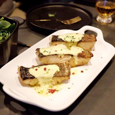 香煎銀鱈魚