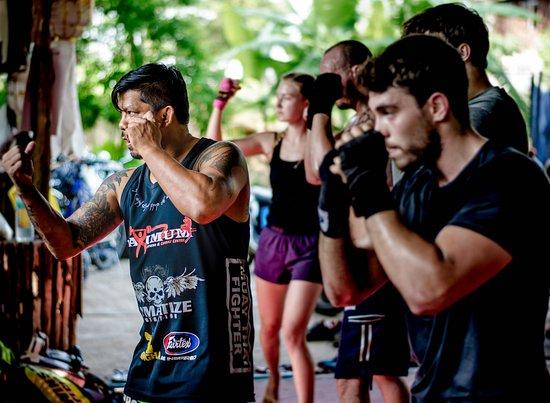Charn Chai泰拳训练营