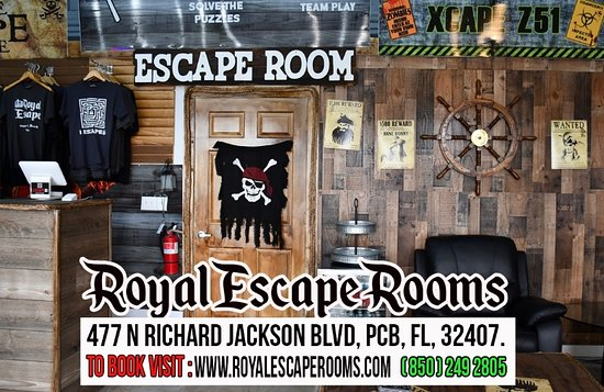 ‪Royal Escape Rooms‬