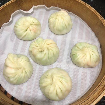 Perfect but pricey dumplings