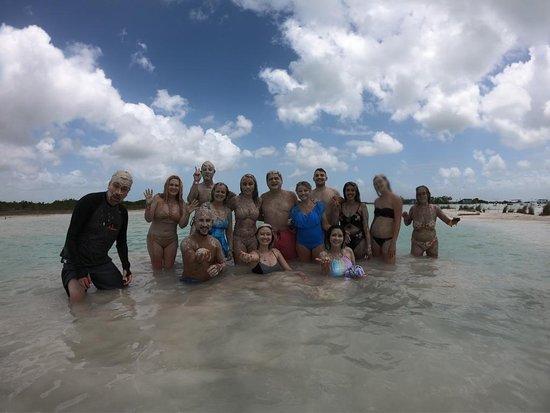 Bilde fra Blue Lagoon Bacalar fra Cancun