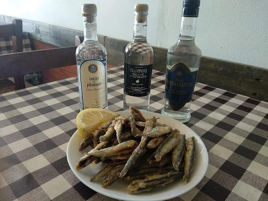 Archontogatos: Ελληνικά μεζεδακια