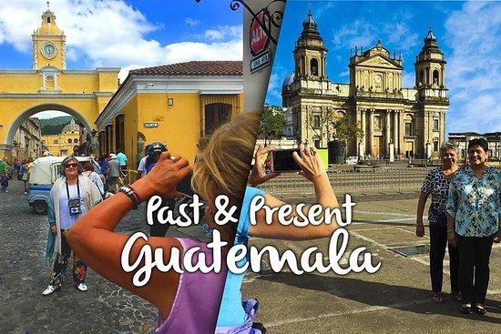Past and Present Guatemala