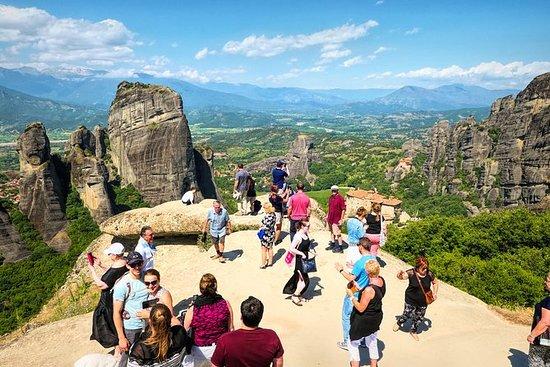 Excursión de medio día a Meteora...