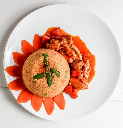 Couscous Chicken