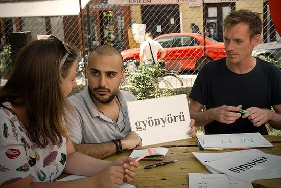 Private Hungarian Language Class in Budapest,1-Hour