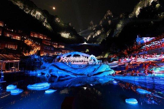 Tianmen Fox Fairy Show con traslado...