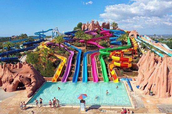 Heldagsbillett til badelandet Slide...