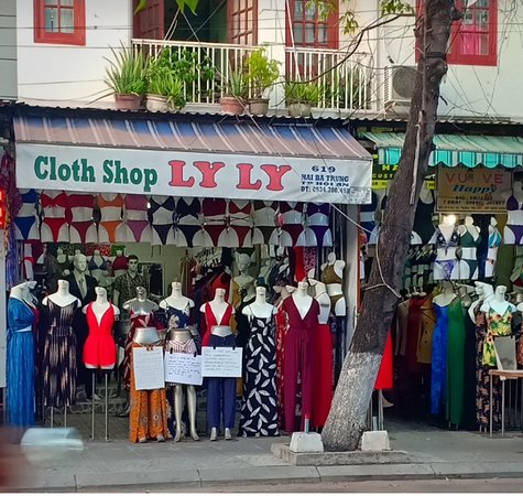 Ly Ly Cloth Shop
