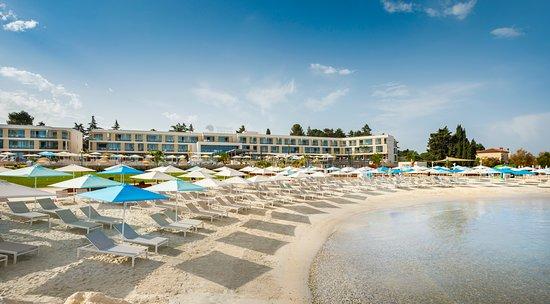 Valamar collection marea suites hotel porec croazia for Camere a porec