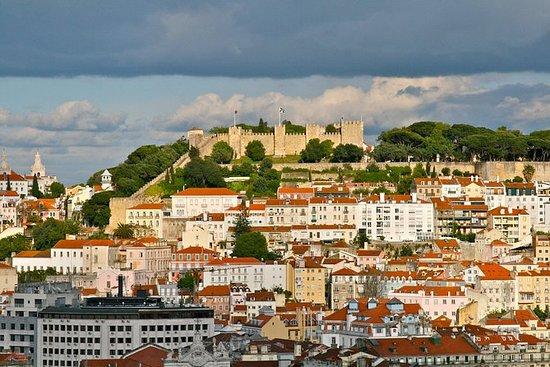 Ticket pour le Castelo de São Jorge...