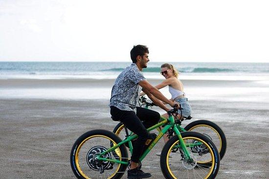 Seminyak Beach Sunset E-Bike Tour...
