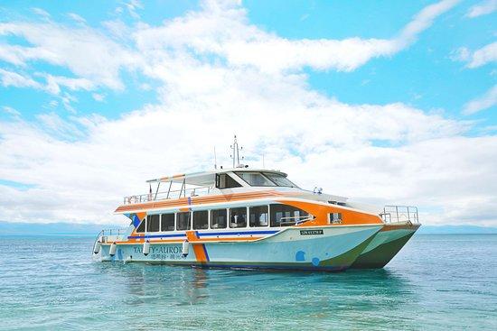 马努干岛照片