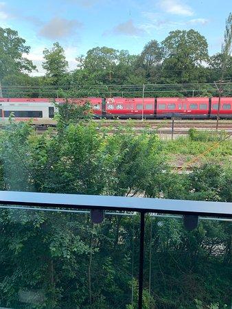 Railway hotel!!