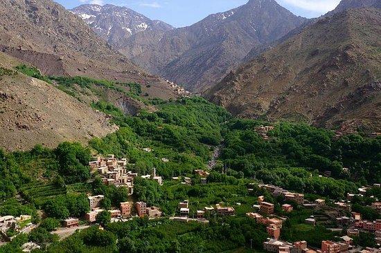En dags utflukt til imlil-dalen