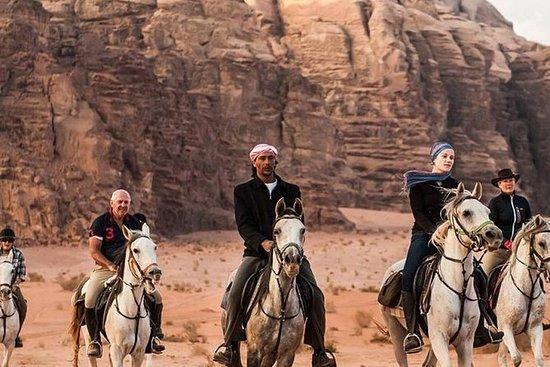 Wadi Rum Day Tour Fra Aqaba Overnight...