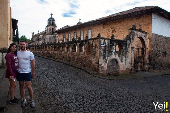 米却肯之旅的Pueblos Magicos