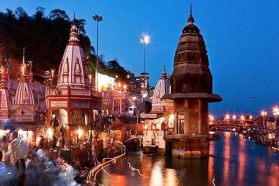 Samme dag Haridwar Rishikesh-tur fra...