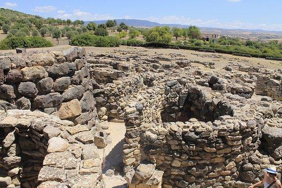 El sitio de la Unesco de Barumini y la...
