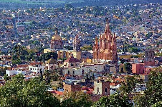 Messico: tour privato a San Miguel de