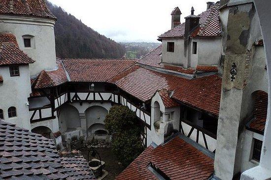 從布拉索夫一日遊Transfagarasan路和德古拉城堡
