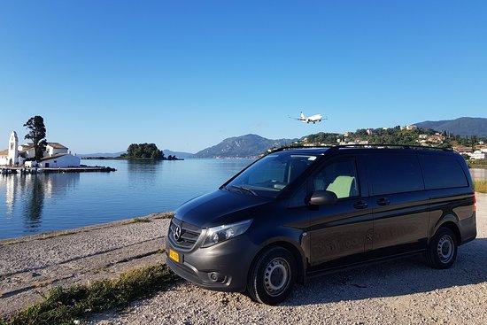 Corfu Luxury Taxi