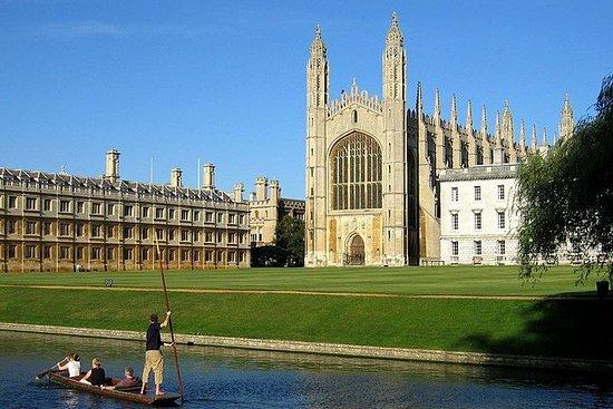 Cambridge et l'abbaye de Woburn dans...