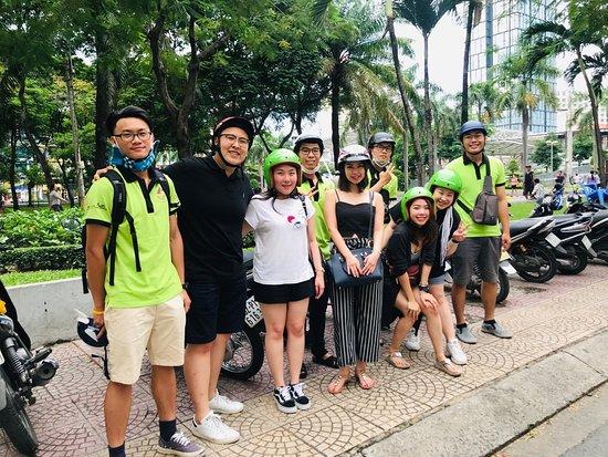 Saigon On Motorbike: saigon tour