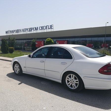 Skopje Airport Taxi Services