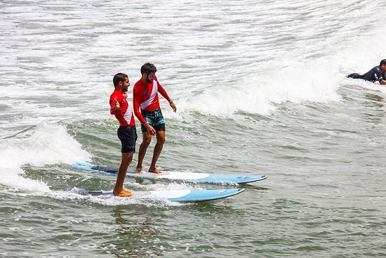 Surf class for everyone | Includes transportation 사진