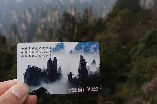 張家界国立森林公園(アバター)&鳳凰プライベートデイツアーで下車
