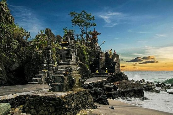 Visite de la ville de Lombok: visite...