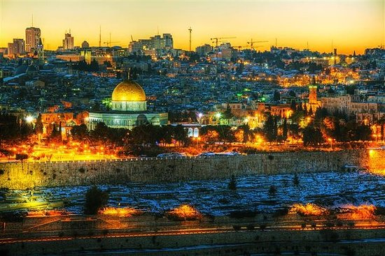 Holy Land og Egypt 13 dager