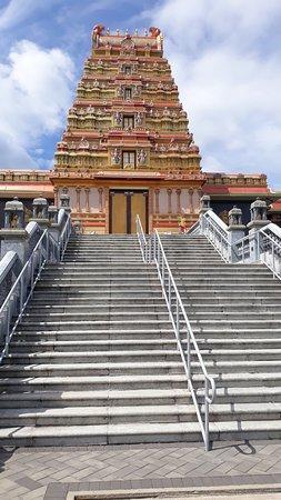 Morganville, NJ: The Gopuram or tower