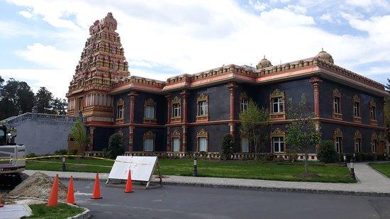 Morganville, NJ: The Guruvayurappan temple