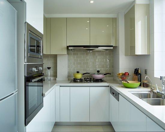 Premier Suite - kitchen