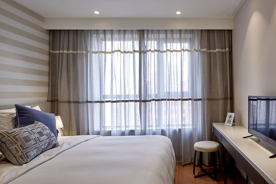 Parkside Serviced Suites by Lanson Place: Deluxe Suite - bedroom