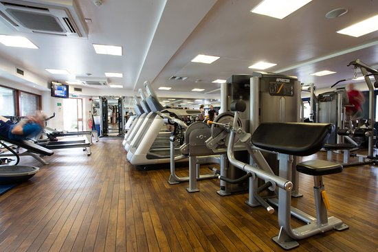 The Edge Health & Fitness Club
