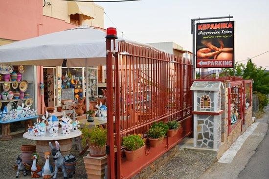 Armolia, Hellas: Χειροποίητα κεραμικά φτιαγμένα με πολύ μεράκι