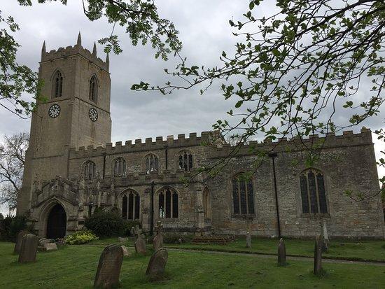St Peter's Church East Drayton