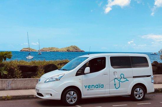 Basse-Terre Island, Guadeloupe : Venaïa Transport - Transfert et activités éco responsables en Guadeloupe