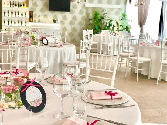 Vieni a festeggiare il tuo evento presso Vytae Spa & Resort. Allestimento a cura del nostro staff.