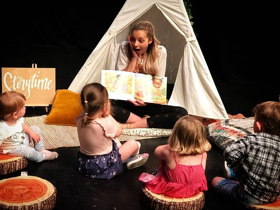 Our regular storytelling and craft sessions with the wonderful Sophie from Fable & Moon are incredibly popular