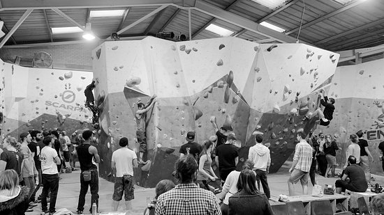 Highball Climbing Norwich