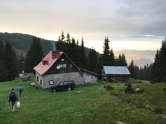 The Perelik Hut