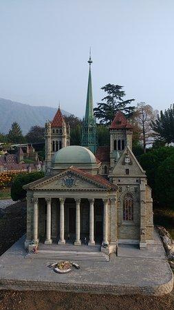 Saint Pierre cathedral - Geneva