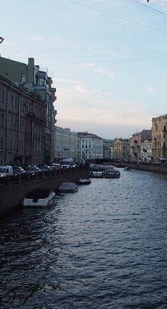 Matisov Canal