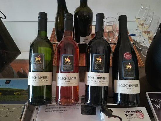 Caledon, Sudáfrica: Wines