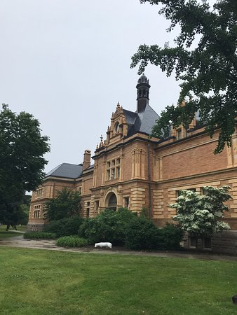 Museum of Natural History and Planetarium (Providence